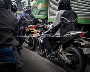 Spyshot Yamaha MT25