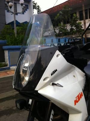 windshild motor