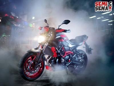 Yamaha MT25 rilis