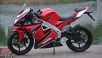 Yamaha Scorpio Modifikasi Fairing (16)