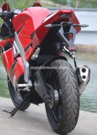 Yamaha Scorpio Modifikasi Fairing (18)