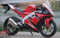 Yamaha Scorpio Modifikasi Fairing (19)