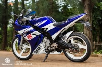 Yamaha Scorpio Modifikasi Fairing (2)