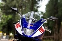 Yamaha Scorpio Modifikasi Fairing (3)