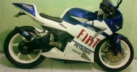 Yamaha Scorpio Modifikasi Fairing (8)