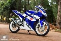 Yamaha Scorpio Modifikasi Fairing