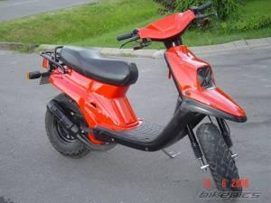 1997 Yamaha Zuma II c