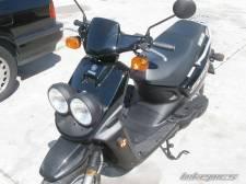2002 Yamaha Zuma II a