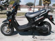 2002 Yamaha Zuma II d