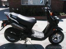 2002 Yamaha Zuma II e