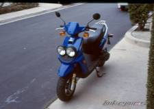 2004 Yamaha Zuma II c