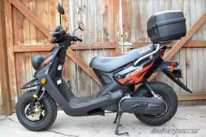 2005 Yamaha Zuma II b