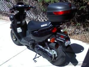 2005 Yamaha Zuma II c