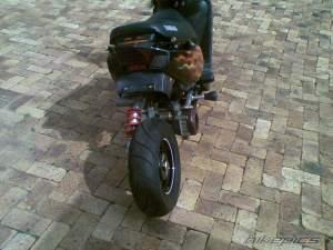 2007 Yamaha BWS 100v