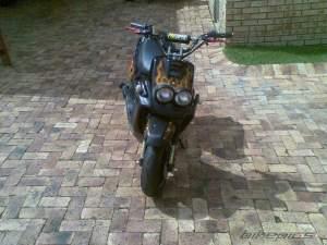 2007 Yamaha BWS 100vf