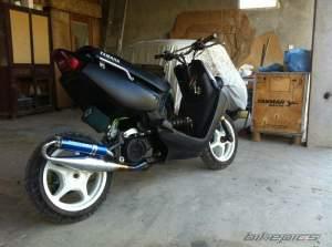 2010 Yamaha BWS 100