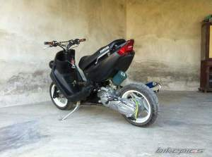 2010 Yamaha BWS 100c