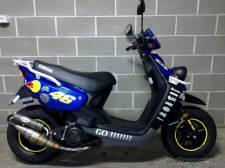 2010 Yamaha BWS 100h