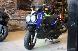 2010 Yamaha Bws 125b