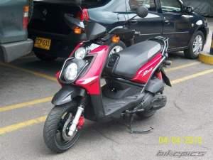 2010 Yamaha Zuma II c
