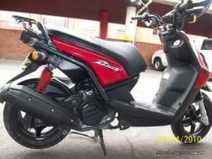 2010 Yamaha Zuma II