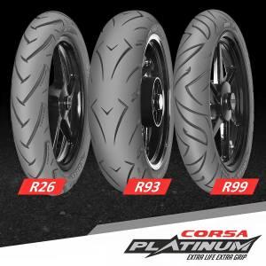 Corsa Platinum r26 r93 r99