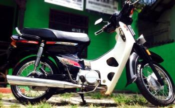 Honda Astrea Prima pati