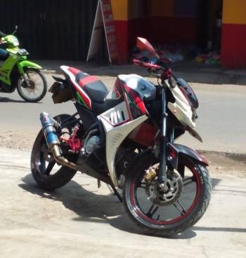 Modifikasi New Vixion streetfighter. (12)