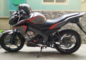 Modifikasi New Vixion streetfighter. (19)