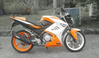 Modifikasi New Vixion streetfighter. (24)