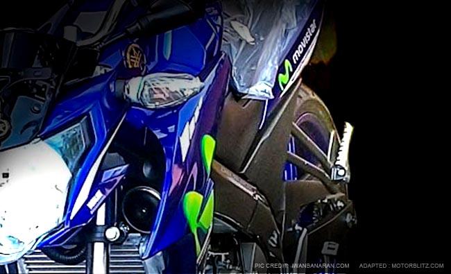 dua versi new vixion advance 2015 motorblitz