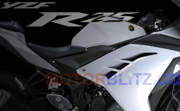 r25 fairing ninja 250 teaser