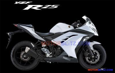 r25 fairing ninja 250 white