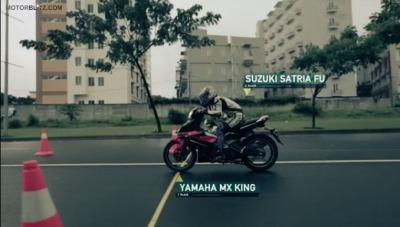 satria vs mx king 9