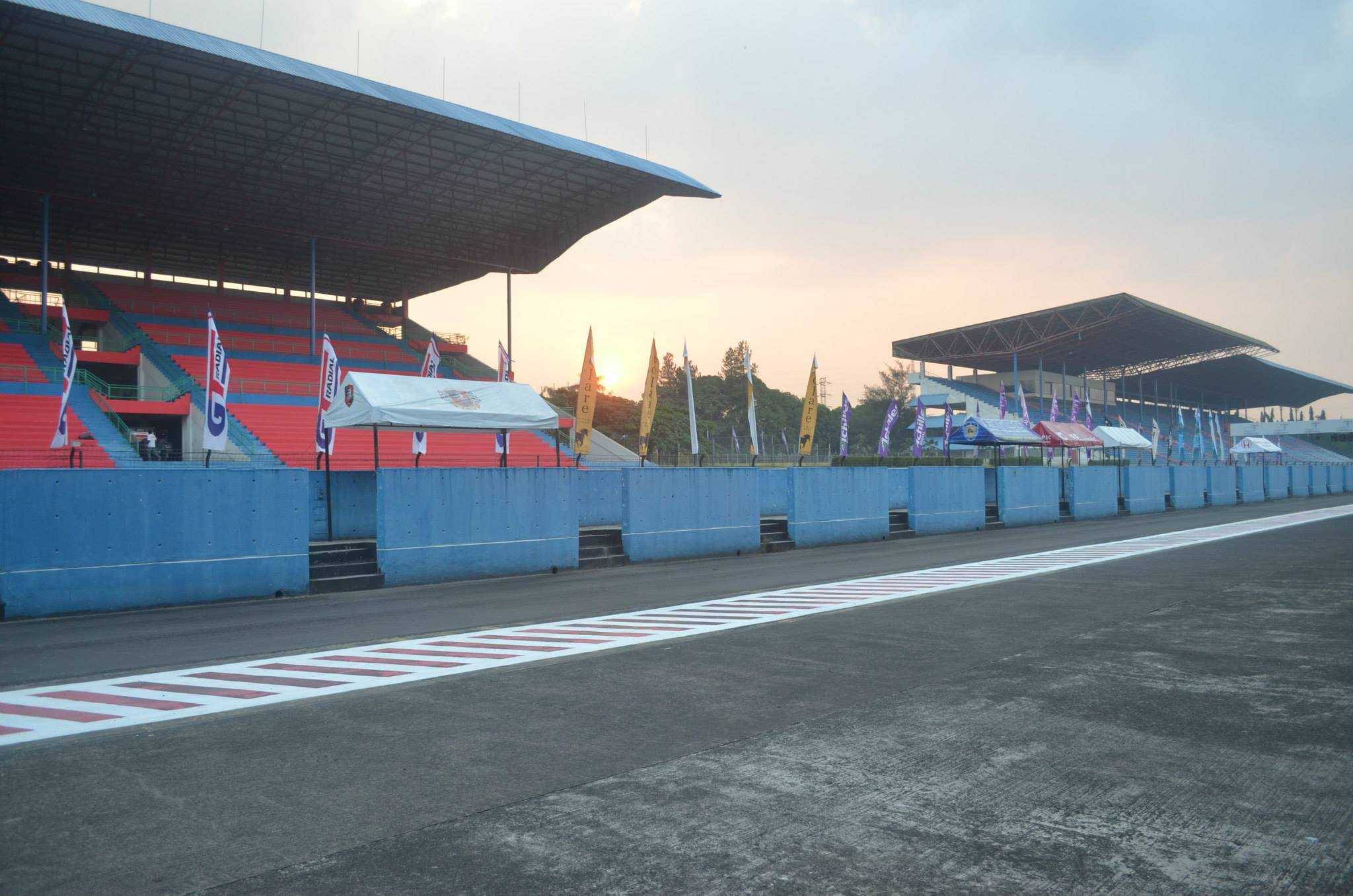 Circuit Sentul : Sentul arrc marred by incidents mcnews