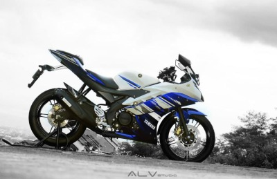 yamaha r15 modif headlamp (2)