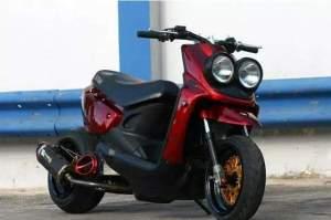 Yamaha Zuma modification (11)
