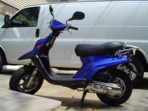Yamaha Zuma modification (12)