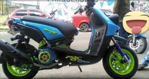 Yamaha Zuma modification (13)