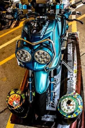 Yamaha Zuma modification (14)