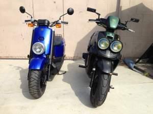 Yamaha Zuma modification (21)