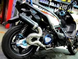 Yamaha Zuma modification (22)