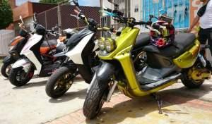 Yamaha Zuma modification (24)