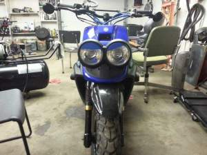 Yamaha Zuma modification (26)