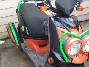 Yamaha Zuma modification (28)