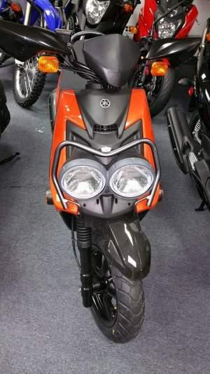 Yamaha Zuma modification (30)