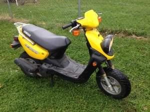 Yamaha Zuma modification (32)