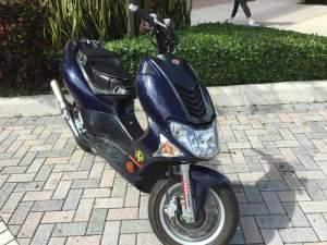 Yamaha Zuma modification (33)
