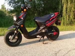 Yamaha Zuma modification (38)
