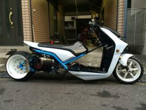 Yamaha Zuma modification (39)